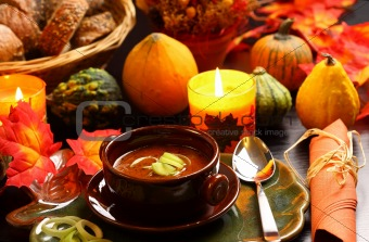 Goulash soup for Thanksgiving