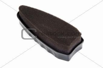 Black sponge for footwear