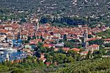 Mediterannean town of Cres, Croatia