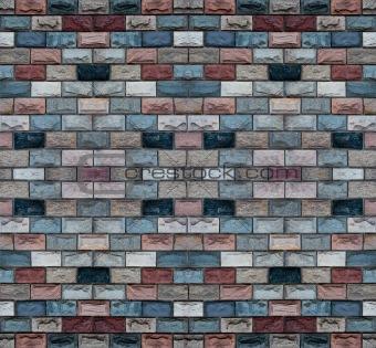 brick block background