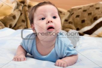Portrait of young infants
