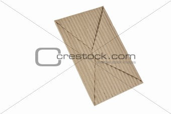 corrugated cardboard envelope