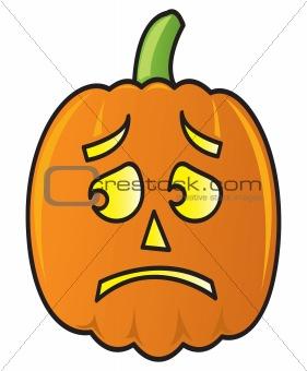 Cartoon Pumpkin
