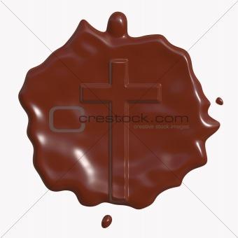 crucifix seal