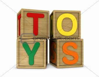 toys cubes