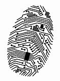 Motherboard fingerprint