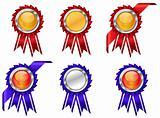 Award symbols