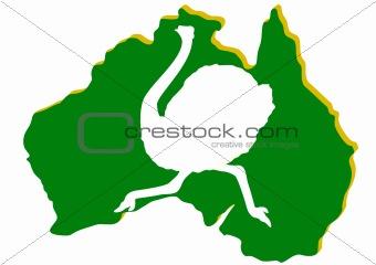 Australia. Straus
