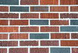 multi colored brick pattern