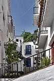 Mijas the white city in Malaga