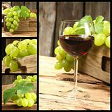 wine decoration
