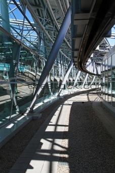 Skytrain infrastructure