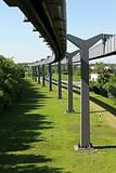 Skytrain mono railway