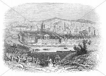 Bristol in the 17th century