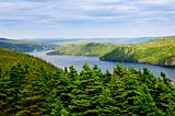 Placentia Bay in Newfoundland