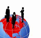 Businessmen around the World