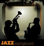 jazz musician background
