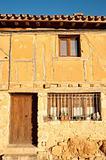 Medieval facade