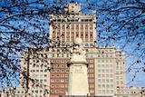 Edificio España, Madrid
