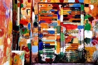 colours in Lerici