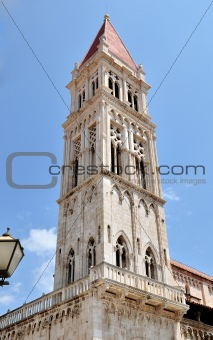 Bell tower of trogir