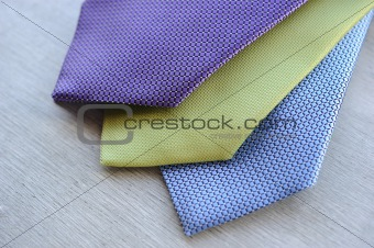 Three popular ties