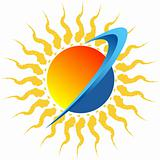 sun logo