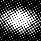 Seamless retro pattern background  in black and white