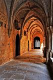 Monastery of Santa Maria de Poblet, Spain