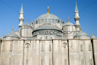 blue mosque of turkey