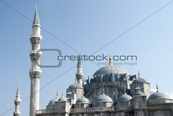 blue mosque of turkey