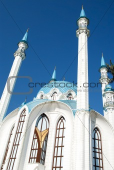 Masjid Kul Shariff in Russia