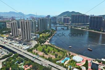 Hong Kong urban