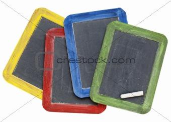blank slate blackboards