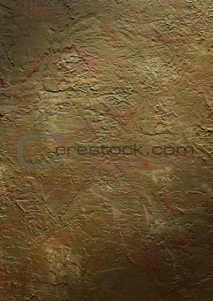 Old plaster wall background