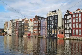 Amsterdam. Old Quarter