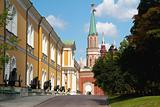 Moscow city, Russia. Kremlin