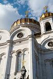 The Cathedral of Christ the Savior, Moscow 2011, Russia