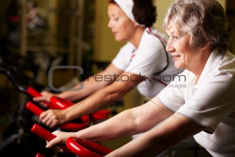 Training seniors