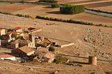 Medieval hamlet