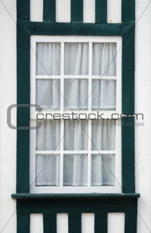 Beautiful typical window