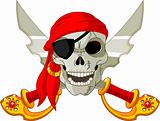 Pirate Skull