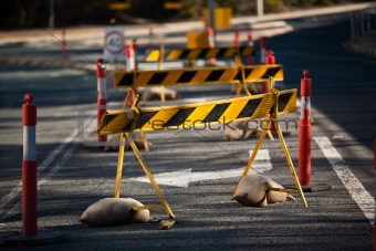Council road blocks