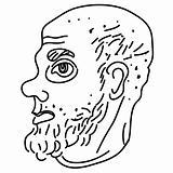 Head cartoon 2