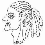 Head cartoon 6