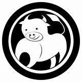 Zodiac sign Taurus tattoo