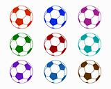 Soccer balls