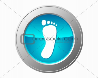 Foot button