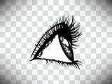 Vector eye. EPS include. A eye
