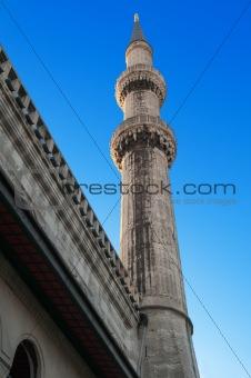 Blue Mosque. Istanbul. Turkey.